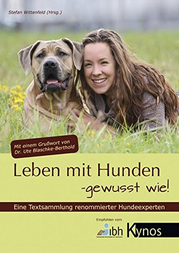 Buchcover Leben mit Hunden